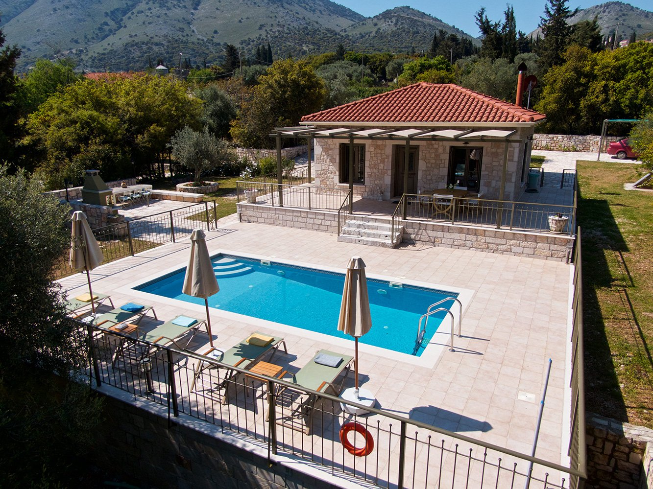 Forest Villas Kefalonia Villa Harry